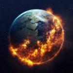 earth burned